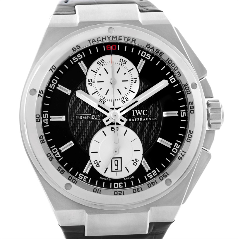 """Image of """"IWC Big Ingenieur Iw378401 Chronograph Stainless Steel Automatic"""""""