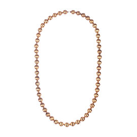 18 kt Gold Filled Ball Bead Necklace