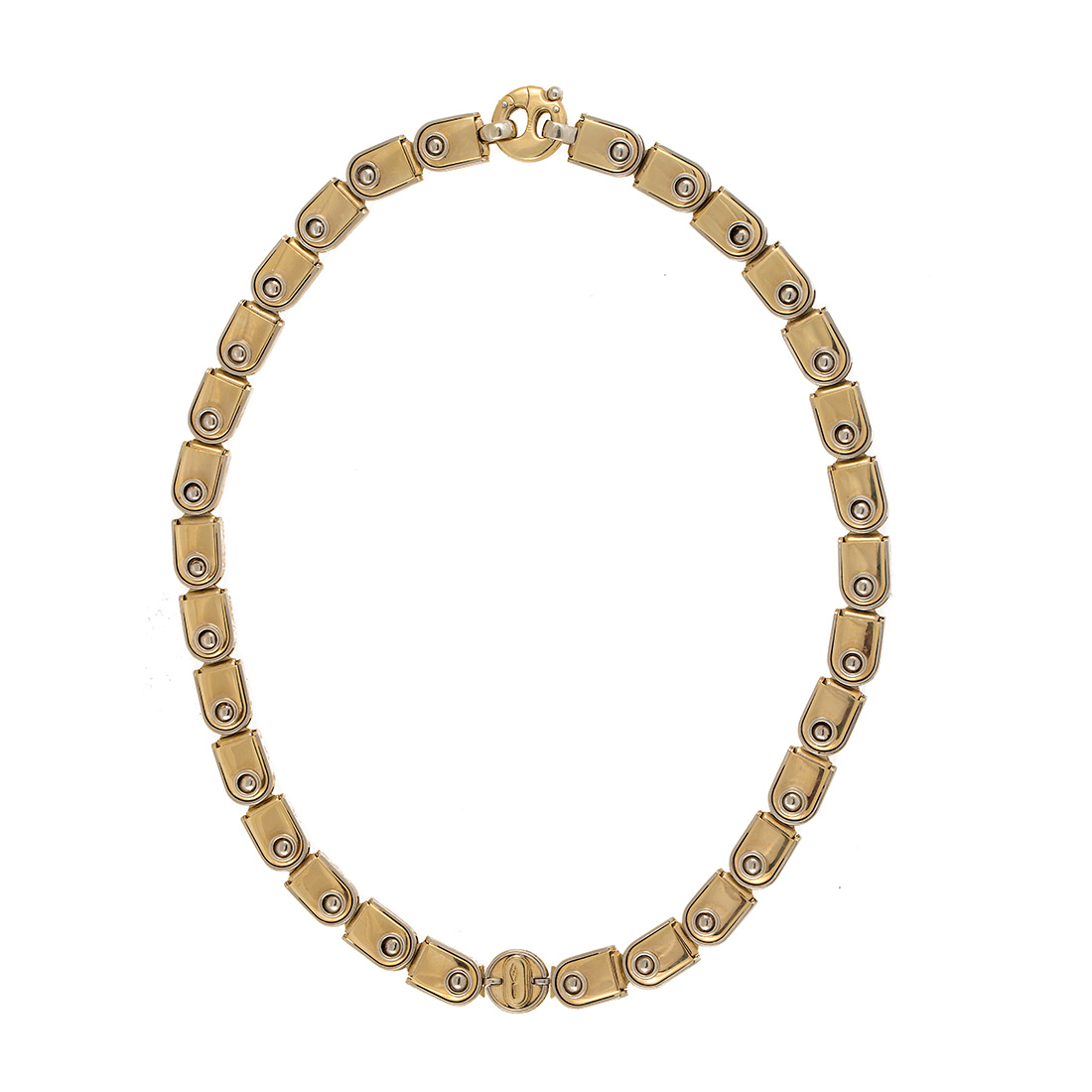 "Image of ""Baraka 18K Yellow Gold Chain Necklace"""