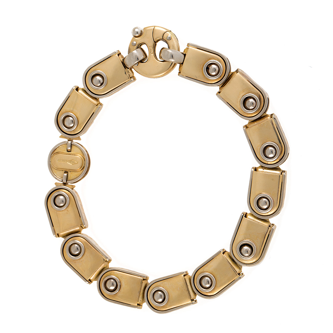 "Image of ""Baraka 18K Yellow Gold Bracelet"""