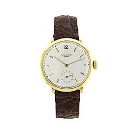 Patek Phillippe Calatrava 584 Men's 35mm Watch
