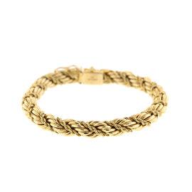 Tiffany & Co. 14K Yellow Gold Rope Bracelet