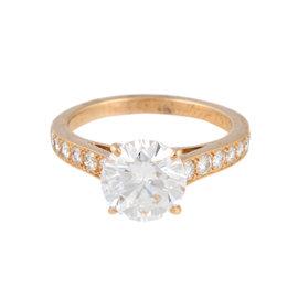 Cartier 18K Yellow Gold Diamond Bracelet