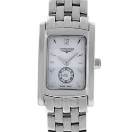 Longines 15.155.4 Dolce Vita Stainless Steel Ladies Watch