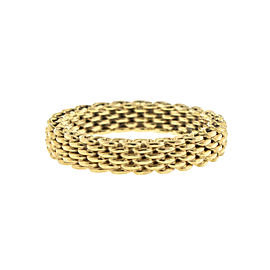 Tiffany & Co. 18k Yellow Gold Somerset Ring