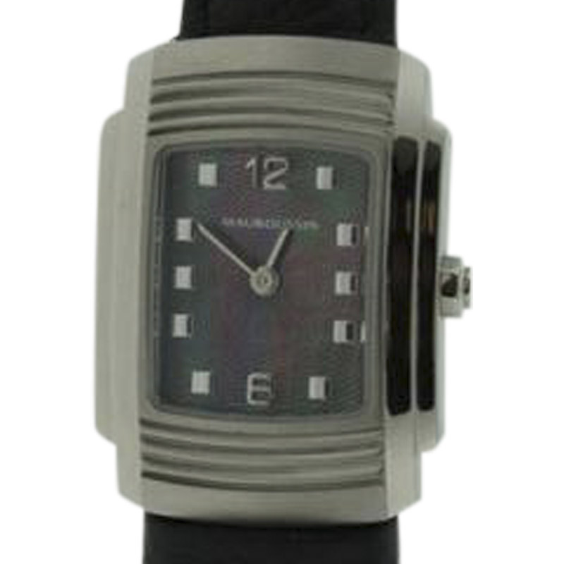 "Image of ""Mauboussin Fouga Stainless Steel 24mm Womens Watch"""