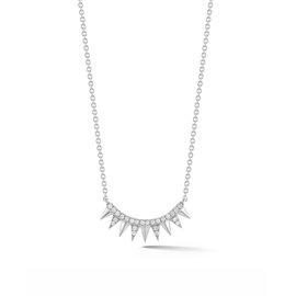 Nine Point Starburst Necklace