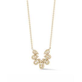 Marquise Horseshoe Necklace