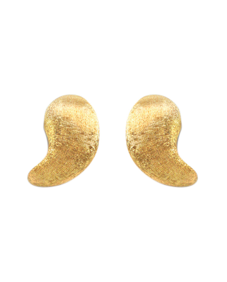 "Image of ""Cachemire Gold 18kt Earrings"""