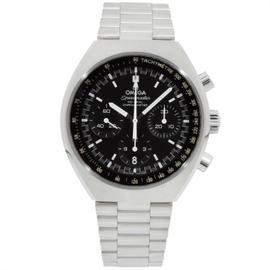 Omega Speedmaster Mark II Chronograph 327.10.43.50.01.001 Stainless Steel Mens Watch