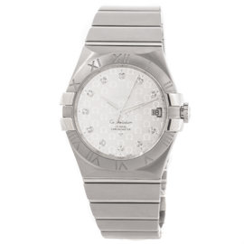 Omega Constellation 123.10.35.20.52.002 Stainless Steel Womens Watch