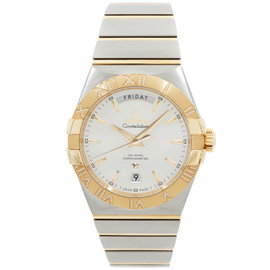 Omega Constellation 123.25.38.22.02.002 Stainless Steel Mens Watch