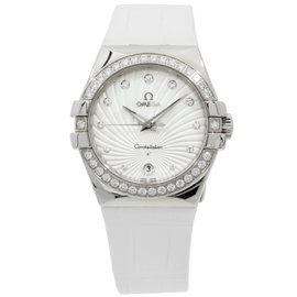 Omega Constellation 123.18.35.60.52.001 Stainless Steel Womens Watch