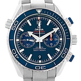 Omega Planet Ocean 232.90.46.51.03.001 Titanium Automatic 45.5mm Mens Watch