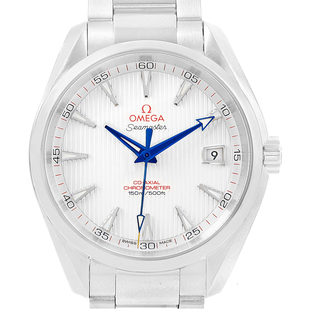 "Image of ""Omega Seamaster 231.10.42.21.02.002 Stainless Steel Automatic 41.5mm"""