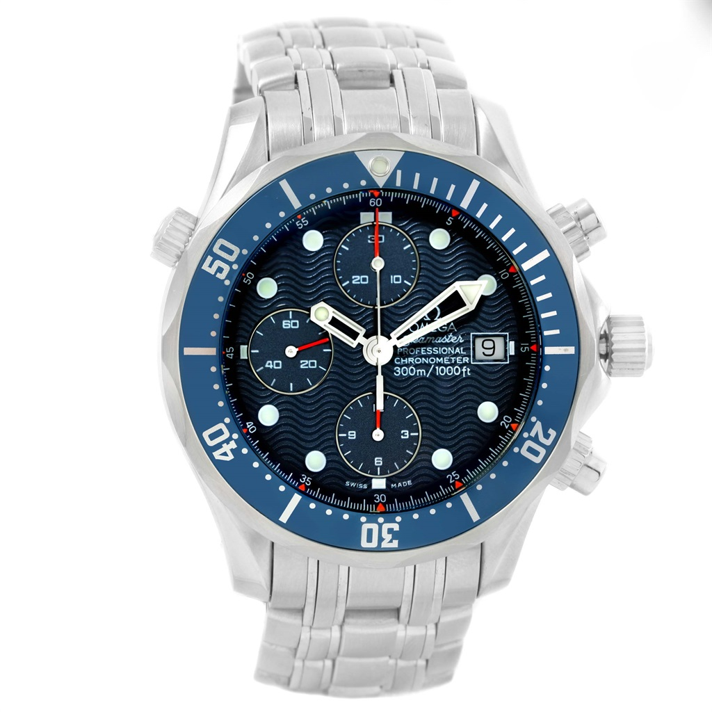 """Image of """"Omega Seamaster 2599.80.00 Stainless Steel Automatic 41.5mm Mens Watch"""""""