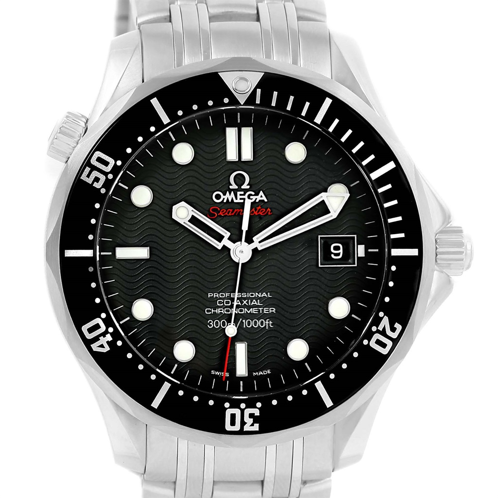 "Image of ""Omega Seamaster 212.30.41.20.01.002 Stainless Steel Automatic 41mm"""