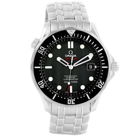 Omega Seamaster 212.30.41.20.01.002 Stainless Steel Black Dial Automatic 41mm Mens Watch