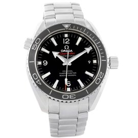 Omega Seamaster Planet Ocean 232.30.42.21.01.001 Stainless Steel 42mm Mens Watch