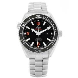 Omega Seamaster Planet Ocean 232.30.46.21.01.003 Stainless Steel 45.5mm Mens Watch
