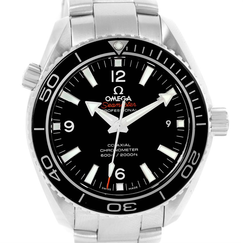 "Image of ""Omega Seamaster Planet Ocean 232.30.42.21.01.001 Stainless Steel 42mm"""