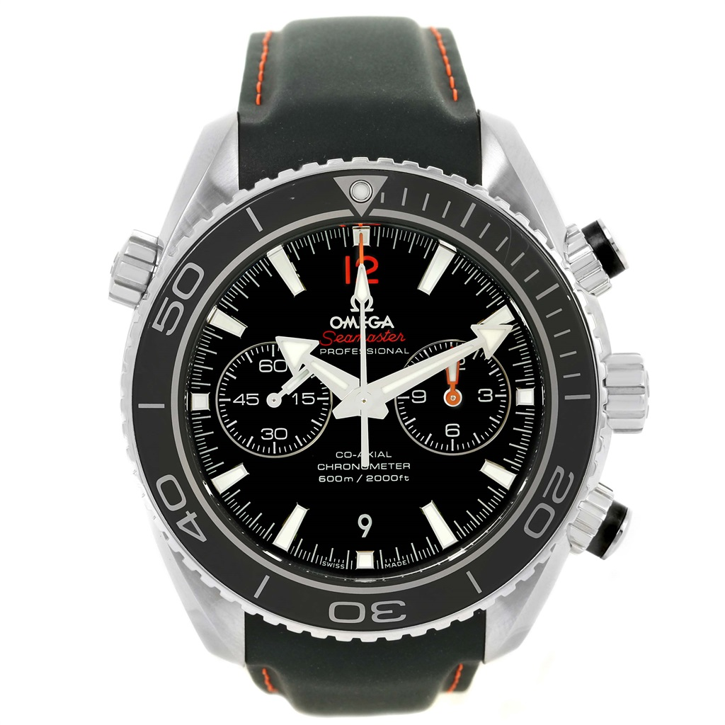 "Image of ""Omega Seamaster Planet Ocean 232.32.46.51.01.005 Stainless Steel"""