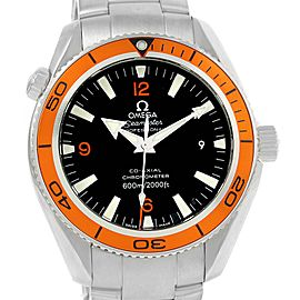Omega Seamaster Planet Ocean 2209.50.00 Stainless Steel Automatic 42mm Mens Watch