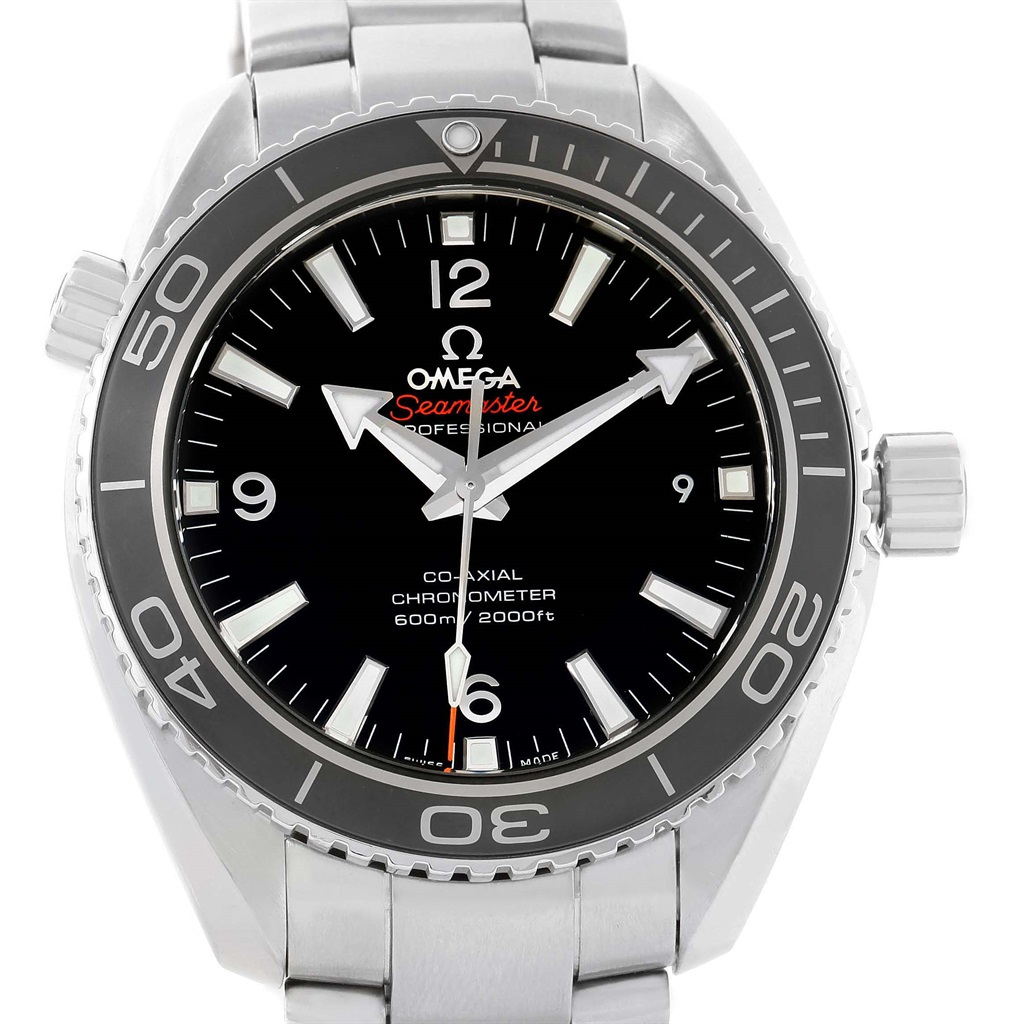 "Image of ""Omega Seamaster Planet Ocean 232.30.42.21.01.003 Stainless Steel"""