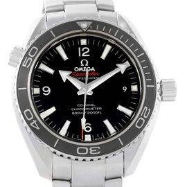 Omega Seamaster Planet Ocean 232.30.42.21.01.003 Stainless Steel Automatic 42mm Mens Watch