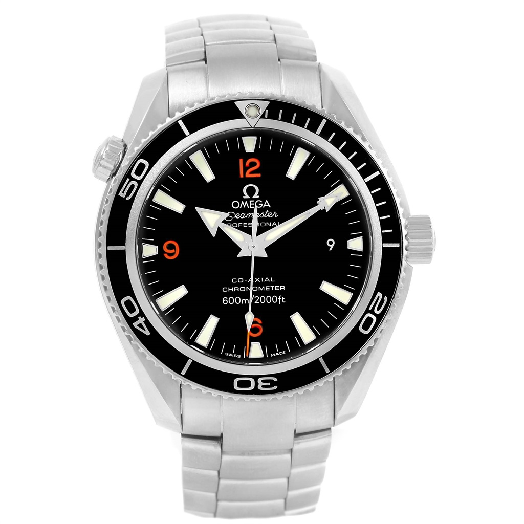 """Image of """"Omega Seamaster Planet Ocean 2200.51.00 Stainless Steel Automatic"""""""