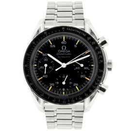 Omega 3750 Speedmaster Automatic Chronograph Mens Watch