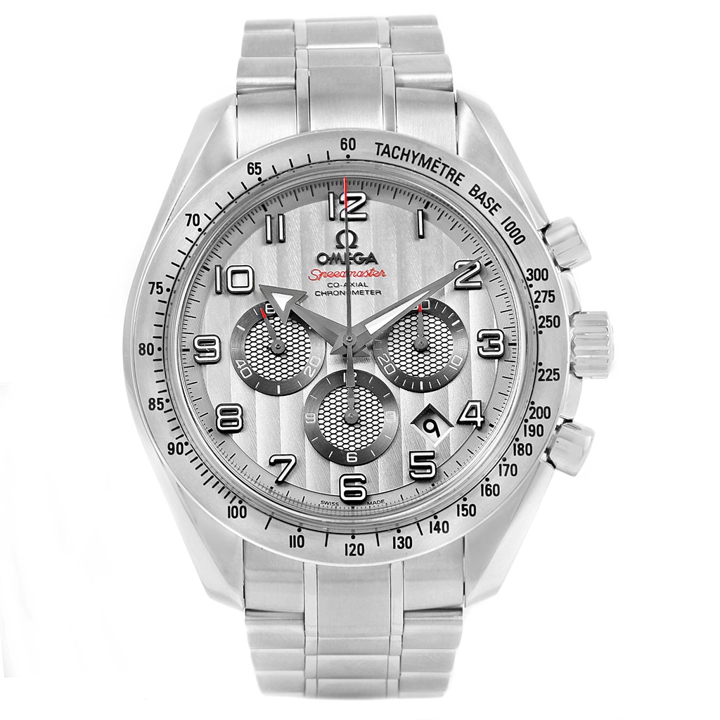 """Image of """"Omega Speedmaster 321.10.44.50.02.001 Stainless Steel Silver Dial"""""""