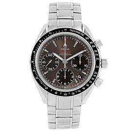 Omega Speedmaster Date 323.30.40.40.06.001 Stainless Steel 40mm Automatic Mens Watch
