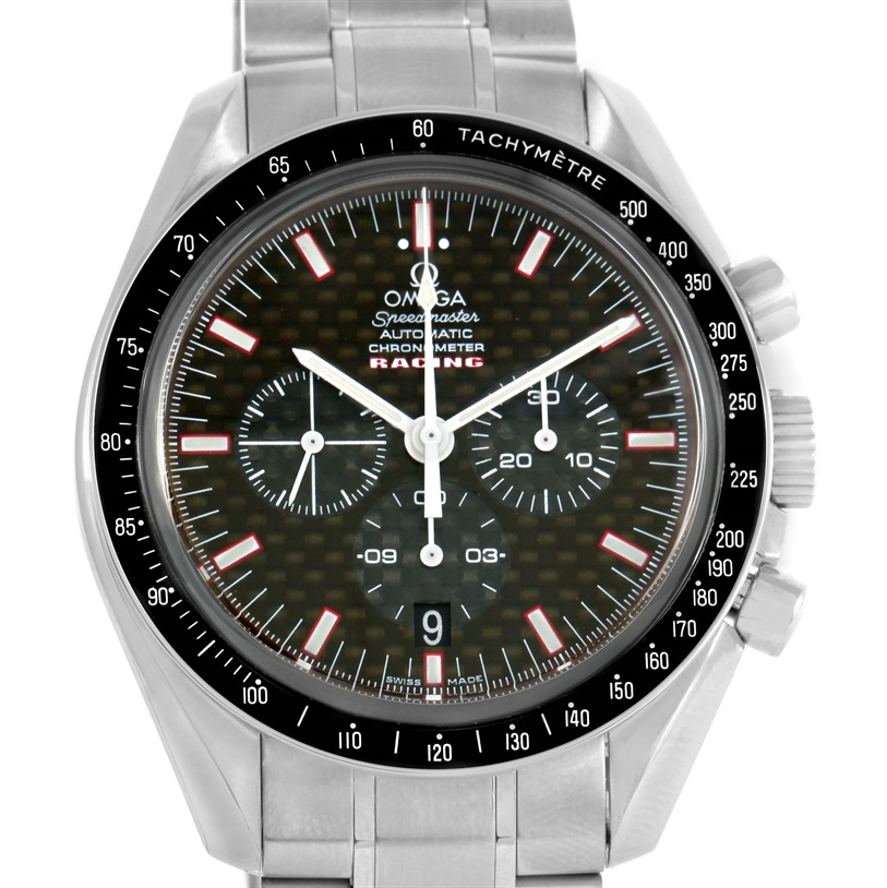 """Image of """"Omega Speedmaster 3552.59.00 Stainless Steel Black Dial Automatic 42mm"""""""