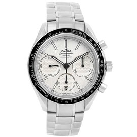 Omega Speedmaster 326.30.40.50.02.001 Stainless Steel Silver Dial Automatic 40mm Mens Watch