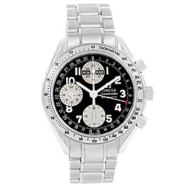 Omega Speedmaster 3523.51.00 Stainless Steel Black Arabic Dial Automatic 39mm Mens Watch