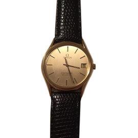Omega Seamaster Quartz 1337 34mm Watch