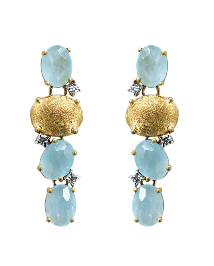 "Image of ""Ipanema Gold 18kt Earrings"""