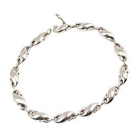 Tiffany Co. Sterling Silver Peretti Seahorse Link Bracelet