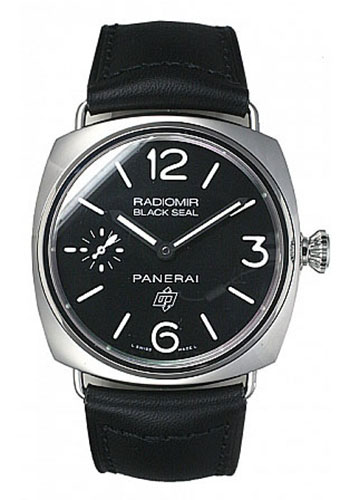 """Image of """"Panerai Radiomir Stainless Steel / Leather 45mm Mens Watch"""""""