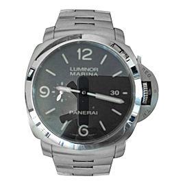 Panerai Luminor Marina PAM 00328 Stainless Steel 44mm Mens Watch
