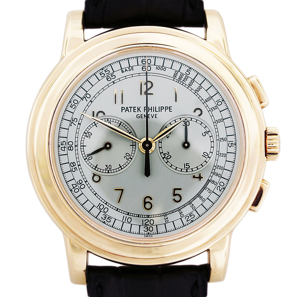 Patek Philippe 5070R Complicated 18K Rose Gold Chronograph Mens Watch