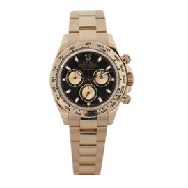Rolex Daytona 116505 18K Rose Gold Watch