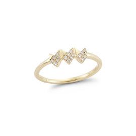Tripple Arrow Ring