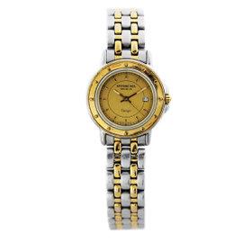 Raymond Weil Tango Ladies Two Tone Watch