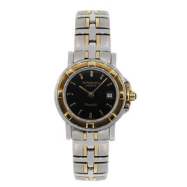 Raymond Weil Parsifal Stainless Steel And Gold Plated Womens Watch