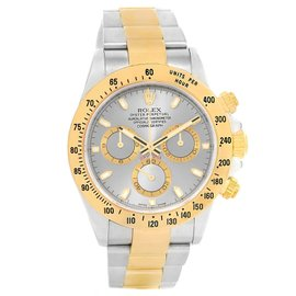 Rolex Cosmograph Daytona 116503 Stainless Steel Yellow Gold 40mm Automatic Mens Watch