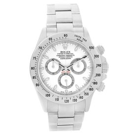 Rolex Cosmograph Daytona 116520 Stainless Steel 40mm Mens Watch