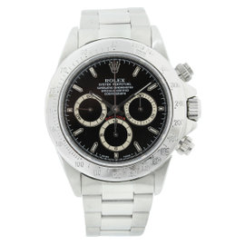 Rolex Daytona 16520 Stainless Steel Mens Watch
