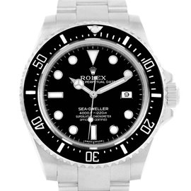 Rolex Sea-Dweller 116600 Stainless Steel Automatic 40mm Mens Watch